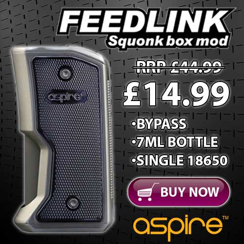 aspire feedlink mod cheap