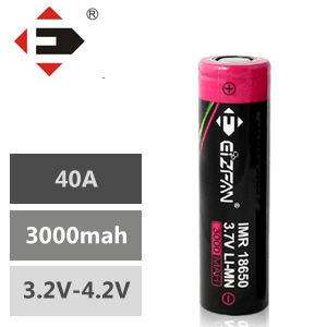 EFAN 18650 3000mah Battery