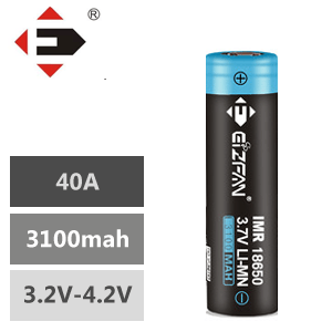 EFAN 18650 3100mah Battery