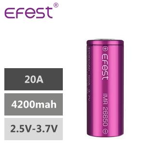 Efest 26650