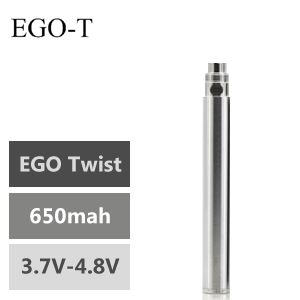 Ego Twist Variable Volatage Battery