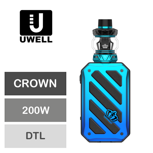 Uwell   200W   Crown 5 Kit