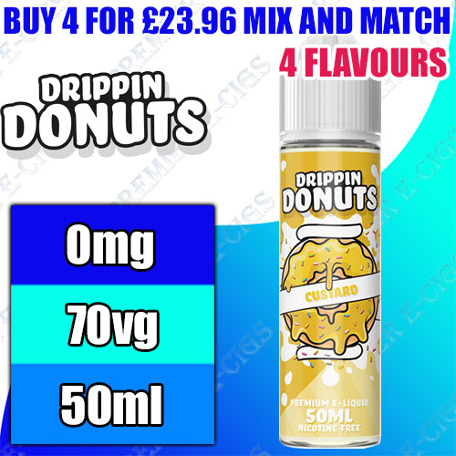 Drippin Donuts 50ml