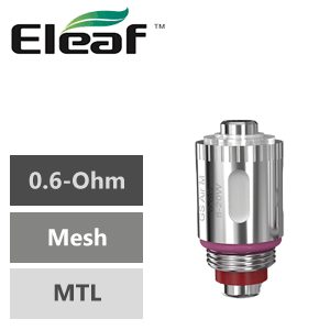 Eleaf GS Air M 0.6ohm Coils 5 Pack