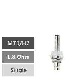 MT3/H2 Bottom Fill Tank Atomizer