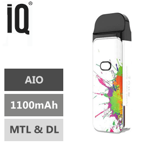 IQ One – AIO Pod Kit