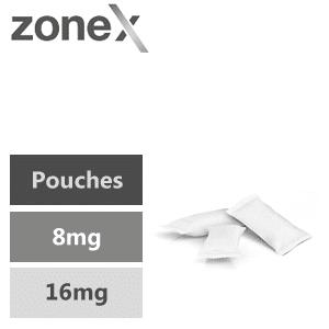 ZoneX Fresh Nicotine Pouches