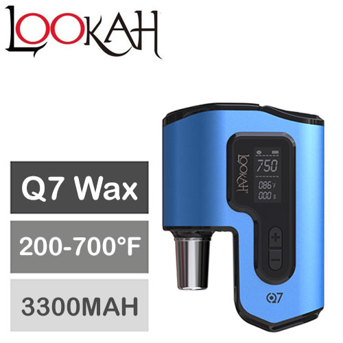 Lookah Q7 Wax Vaporizer kit