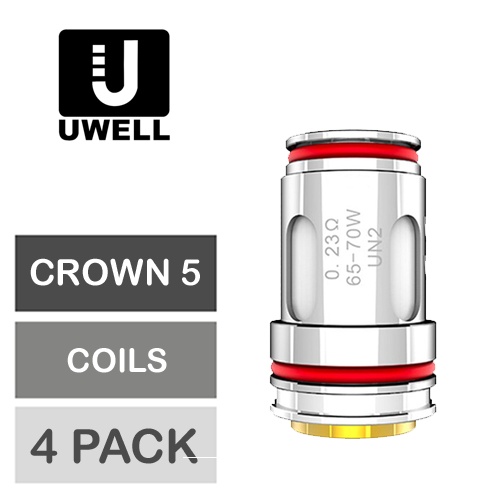 Uwell | Crown 5 | Coils