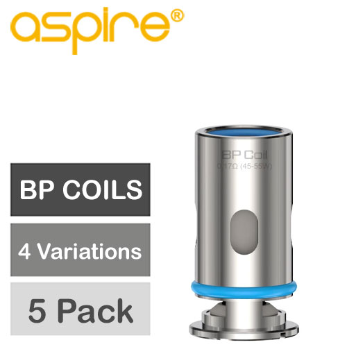 Aspire BP Coils 5 Pack