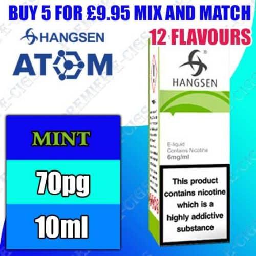 Mint Flavours – Hangsen Atom 10ml