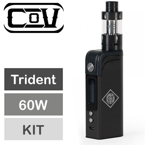 council of vapour trident 60w kit