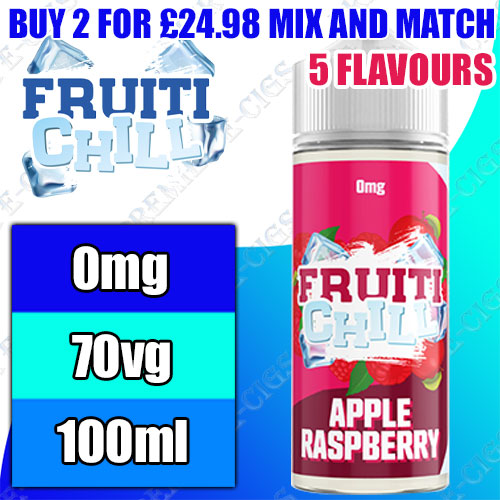 Fruiti Chill 100ml