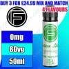fusion haze 50ml e liquids