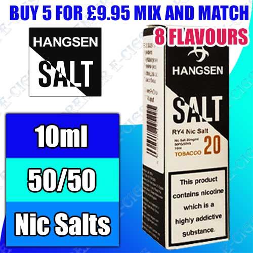 Hangsen Salt 10ml 50/50