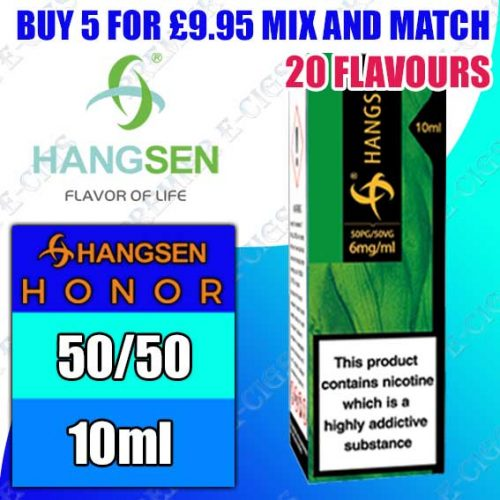 Hangsen Honor 10ml 50/50