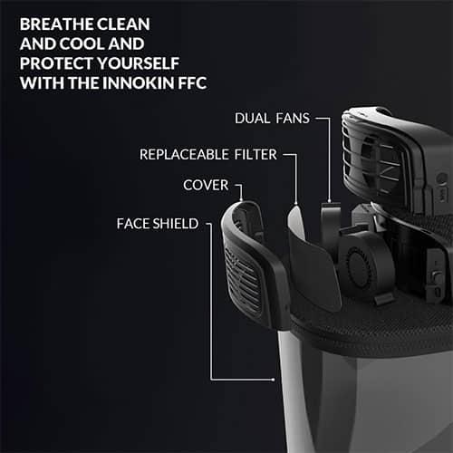Innokin Filter Fan Cap