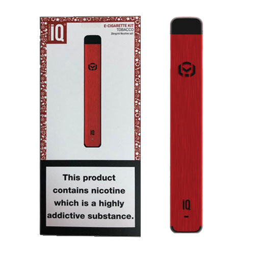 IQ Air Kit Red Edition