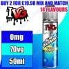 IVG E LIQUIDS 50ML