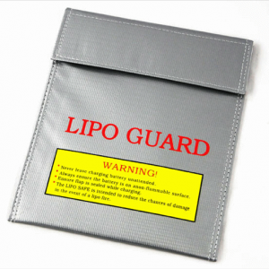 Lipo Battery Fireproof Safety Bag