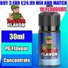 Major Flavor Concentrates