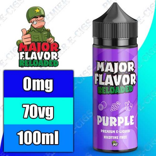 Major Flavor Reloaded 100ml