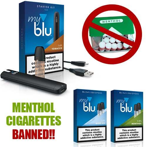 myblu menthol starter kit