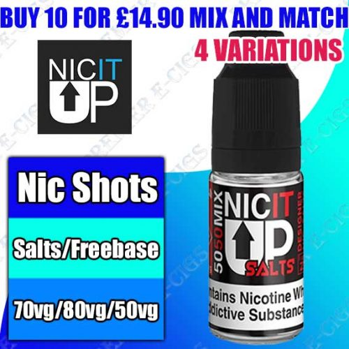 Cheap nic shots