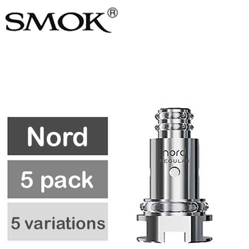 Nord Coils 5 pack