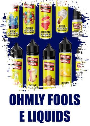 ohmly fools e liquid