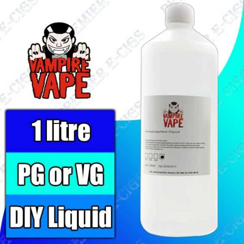 PG/VG 1 Litre (1000ml)
