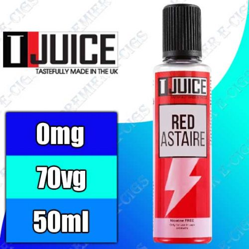Red Astaire Shortfill 50ml