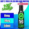 Riot Squad Punx E Liquid 50ml