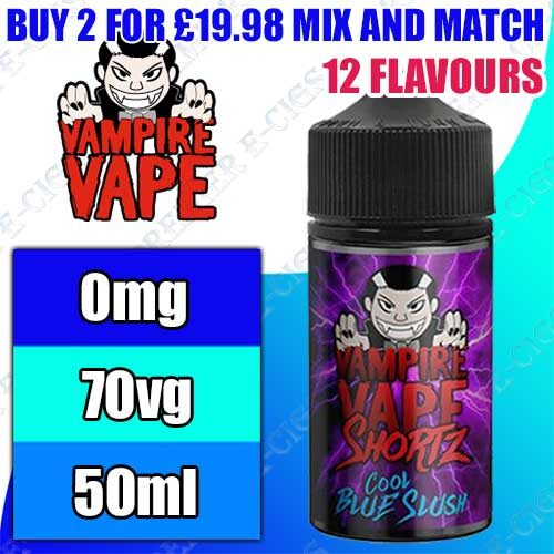 Vamp Vape Shortz 50ml
