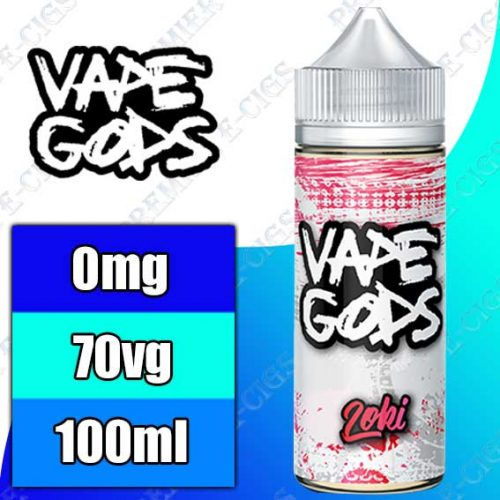 Vape Gods – 100ml