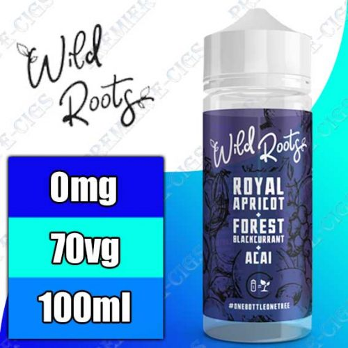 Six Licks Wild Roots 100ml